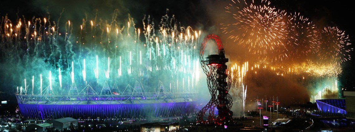 Procurement delivered savings of £118m for the London 2012 Olympics © PA Archive/PA Images