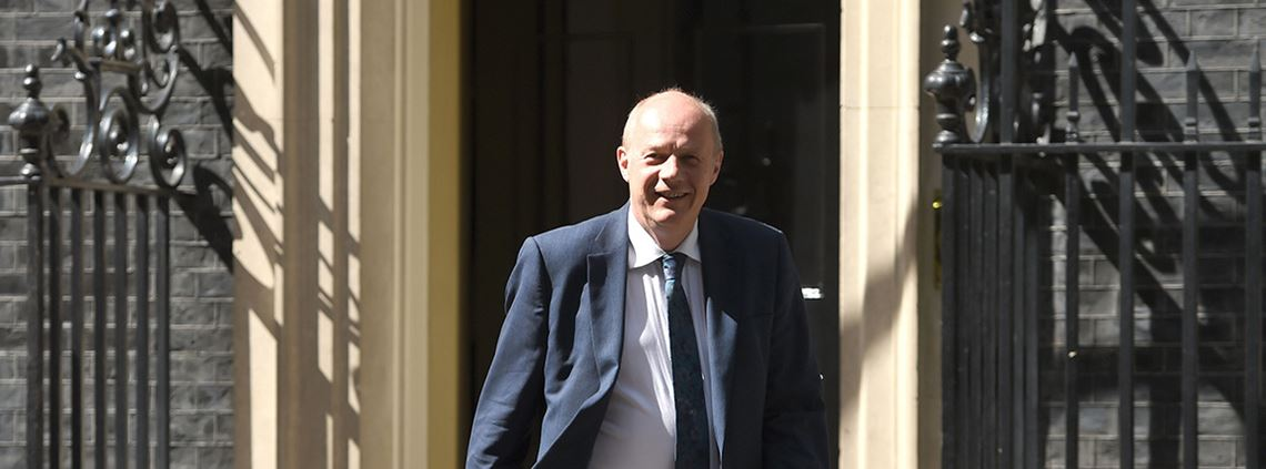 Damian Green was appointed minister for the Cabinet Office in the post-election reshuffle ©PA Images