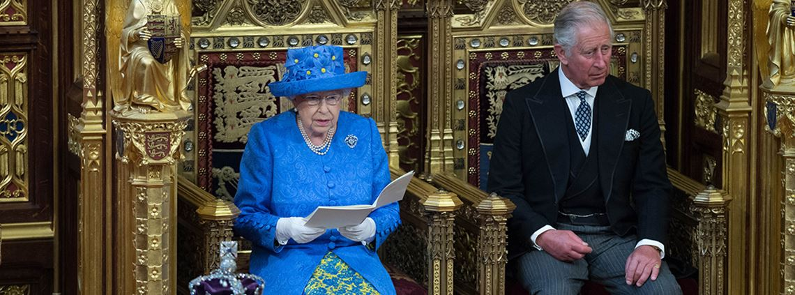The Queen announced 27 new bills, eight of which were related to Brexit ©PA Images