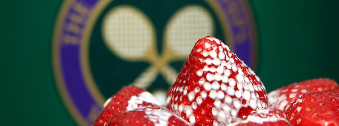 The price of British strawberries, traditionally served at Wimbledon, could jump almost 40% © PA Images