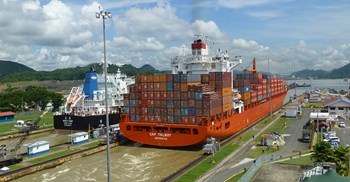 The Panama Canal has been regularly hampered by drought © 123RF