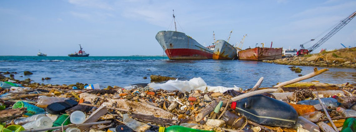 The electronics company says it diverted 16 tons of plastic away from oceans this year © Pablo Hidalgo/123RF