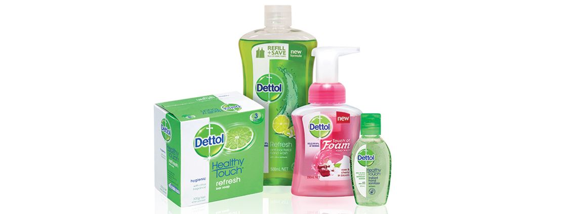 The maker of Dettol said the cyber attack had disrupted production and deliveries of goods © RB New Zealand