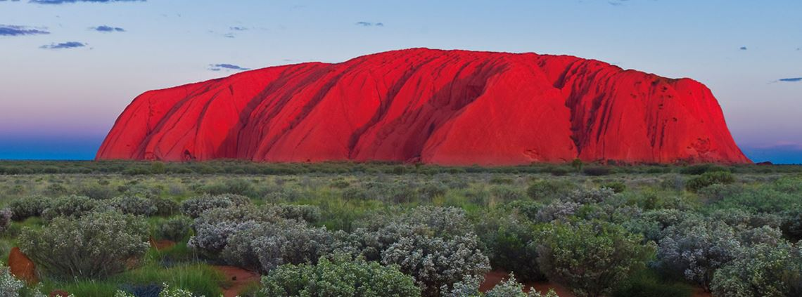 The main tourist resort for Uluru (Ayers Rock) was sold to the Indigenous Land Corporation in 2011 © Marc Dozier/Getty Images