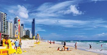 Queensland's Gold Coast will host the 2018 Commonwealth Games