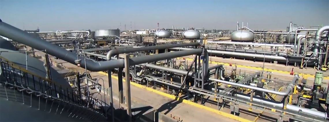 Saudi Aramco is planning to invest $300bn over the next decade © Saudi Aramco
