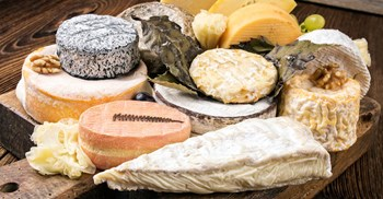 The new trade deal will see EU cheese imports increase to 18,500 tonnes per year © 123RF