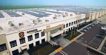 "Amazon said launching the new warehouse was an ""integral step"" in establishing a retail presence in Australia © Amazon.com"