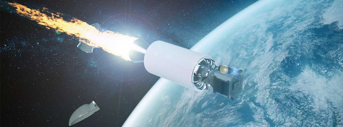 Rocket manufacturer B2Space wants to use the site for low-cost satellite launches ©www.b2-space.com