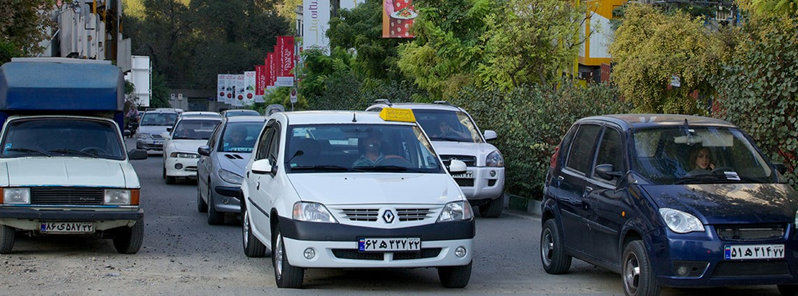 Renault has been manufacturing cars in Iran since 2003 ©Renault Group
