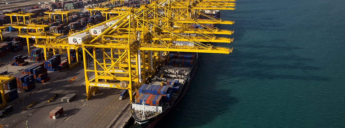 Dubai wants to position itself as a hub of maritime innovation ©DP World