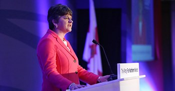 Diane Dodds, Democratic Unionist MEP, said EU states that failed to share crucial safety information should be fined ©Kelvin Boyes/Press Eye