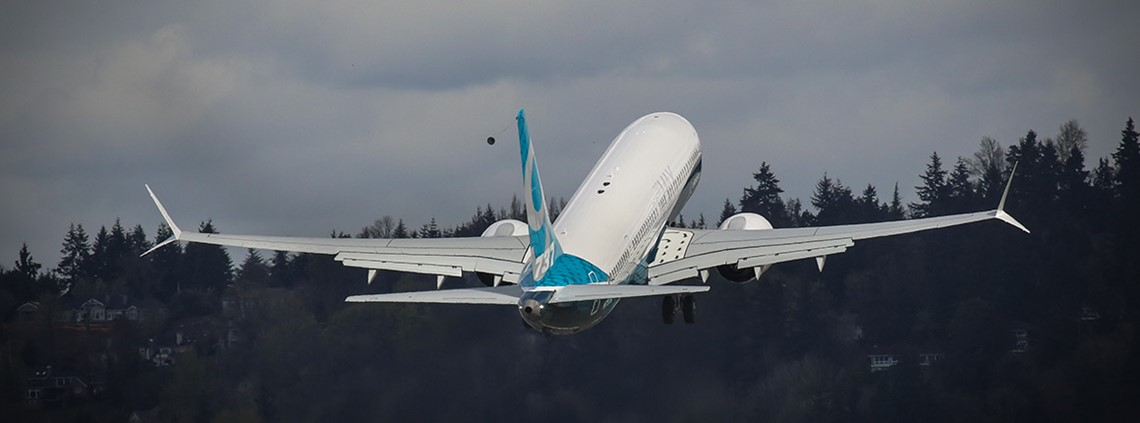 UTC and Rockwell are both important suppliers for Boeing ©Craig Larsen/Boeing