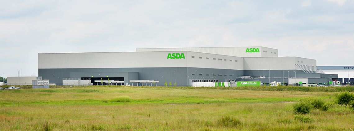 Asda suppliers were asked to pay lump sums or face de-listing © Asda