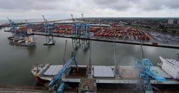 Port expansion in Liverpool will open up South American markets ©PA Images