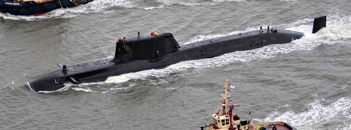Cannibalisation added £4.9m to the cost of the third Astute-class submarine © Crown Copyright