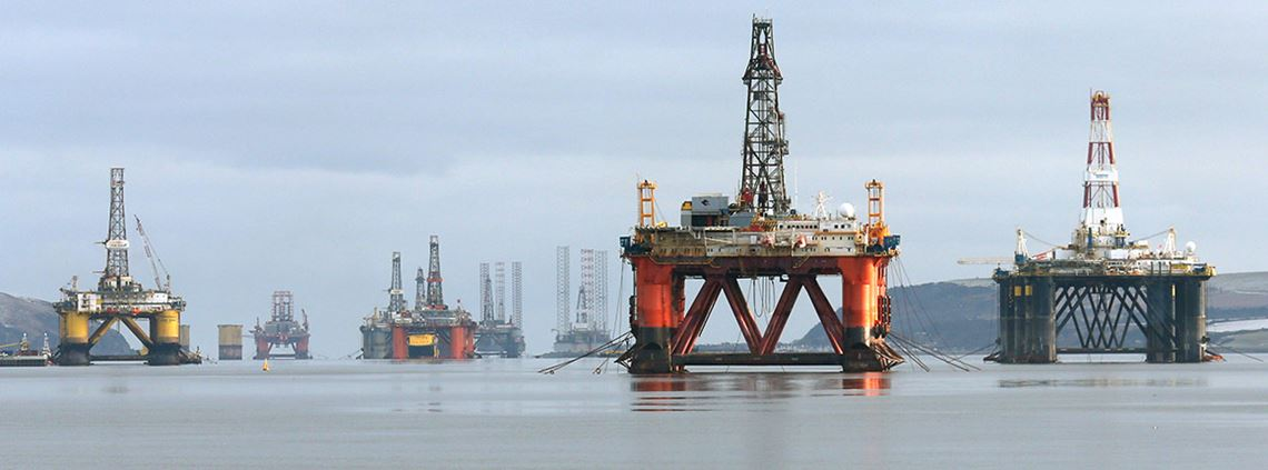 There are up to 20bn barrels of oil remaining in the UK, say estimates © PA Archive/PA Images