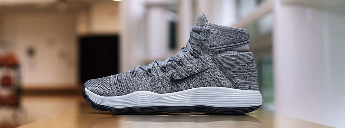 Nike's Flyknit technology allow consumers to have shoes knitted to order and delivered within 10 days ©Nike