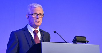 CIPS group CEO Gerry Walsh said the lack of clarity from Brussels is putting businesses on hold © Leo Wilkinson