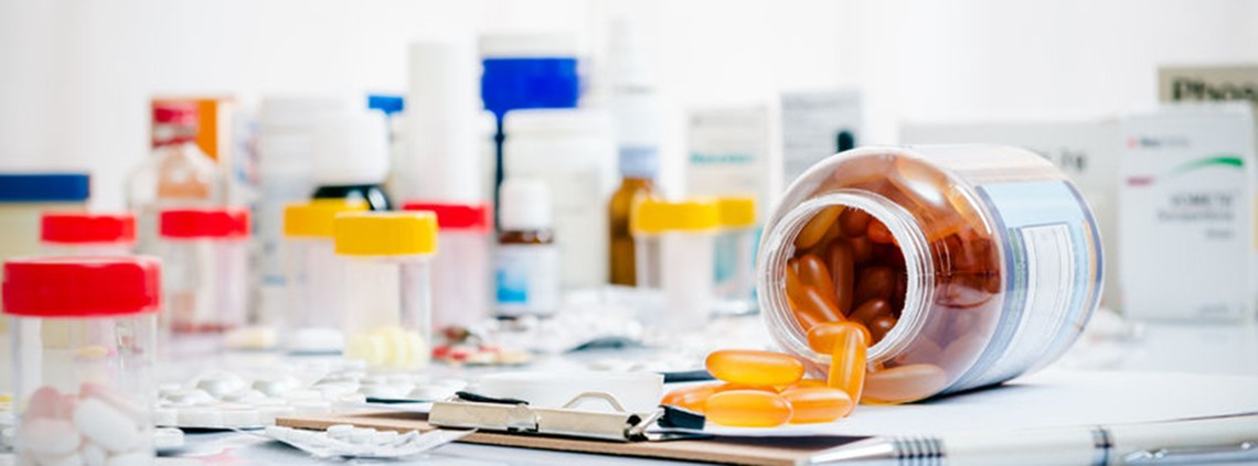 Nuffield Trust said supplies of thousands of medicines were at risk of disruption without a trade deal © 123RF