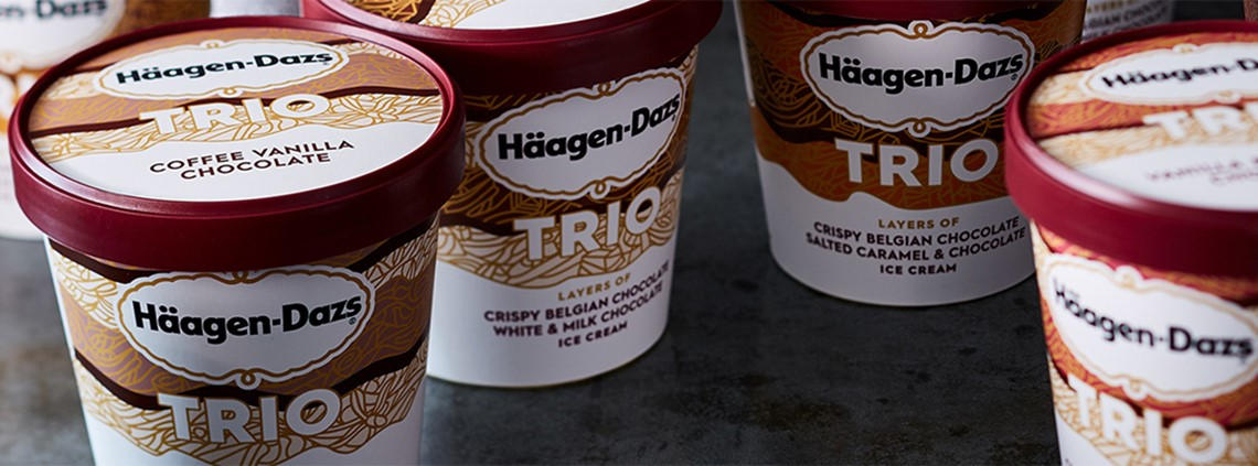Nestlé said the new policy would affect its brands such as ice cream maker Häagen-Dazs © Häagen-Dazs