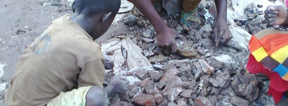 Microsoft, Renault and Huawei were criticised for poor efforts to protect DRC children from cobalt mining © Amnesty International