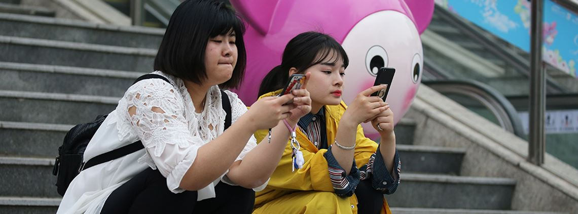 71% of Chinese consumers would rather lose their wallet than their phone