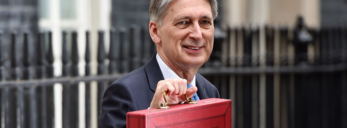 Productivity continues to disappoint, said chancellor Philip Hammond