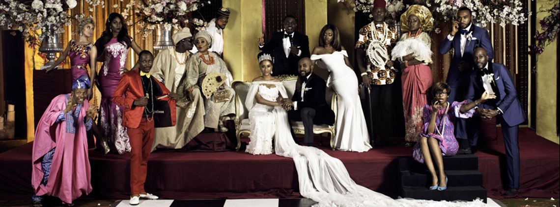The Wedding Party is the biggest grossing Nigerian movie of all time