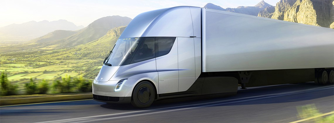 The Tesla Semi will produce savings of $200,000 over a million miles, the company claims