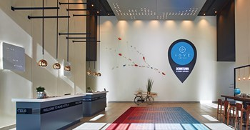 Smart hotels for modern travellers ©Emaar