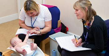 Feedback on patient services is helping to develop best practice ©NHS