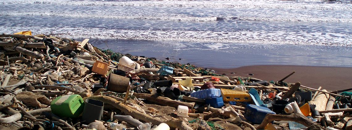 Oceans contain 150m tonnes of plastic © NOAA Photo Library Follow