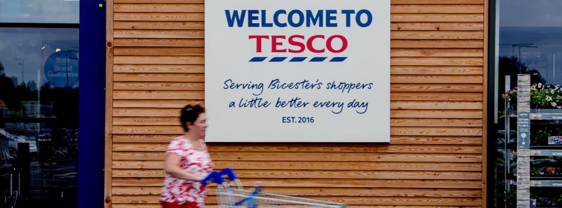 Campaigners says customers are being misled about the providence of products © Andrew Parsons/i-Images/Tesco PLC