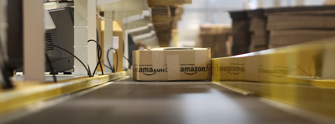 Amazon is accused of using unfair contracts with suppliers ©Amazon.fr