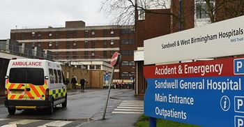 Sandwell and West Birmingham Hospitals was one of several NHS trust stung by the £200m bid rigging scandal that came to a head in 2009 ©PA Images
