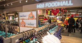 The firm plans to become a digital-first retailer ©Marks & Spencer
