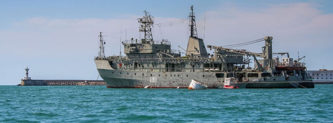 India have only four Soviet-era minesweepers currently in service © PA Images