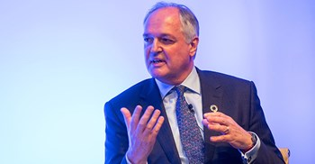 Unilver boss Paul Polman, who is stepping down in 2018 ©PA Archive/PA Images