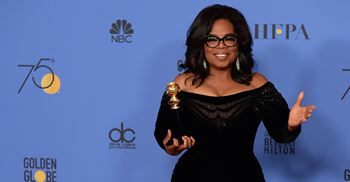 Weight Watchers shares jumped 13% after Oprah Winfrey's Golden Globes appearance ©ABACA/PA Images