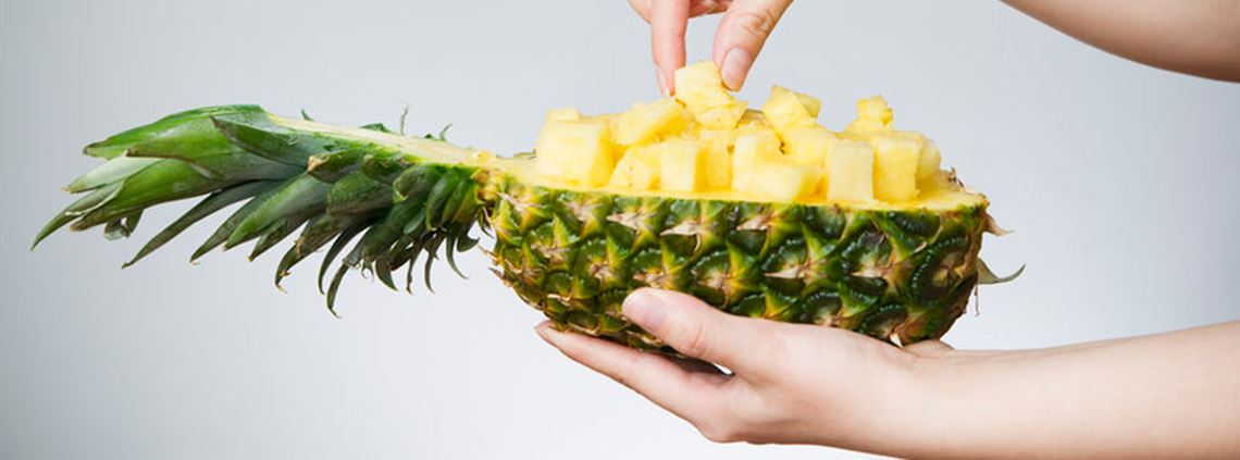 Eat them or store things in them, pineapples have proved very versatile ©123RF