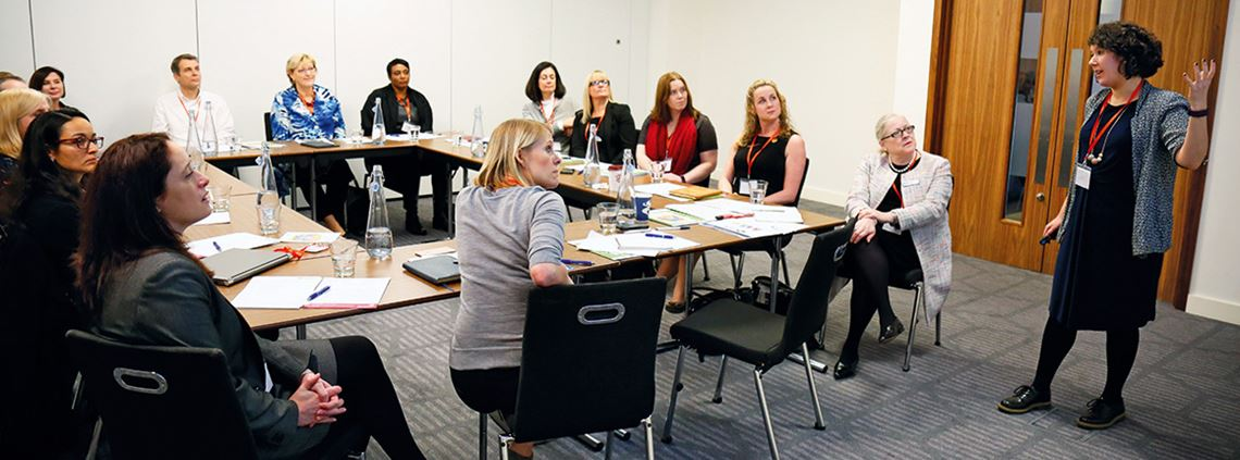 CIPS and SM brought CPOs together to discuss women in procurement ©Sam War