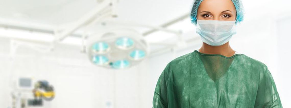 NHS workers said replacement aprons were poor quality and tore easily © 123RF