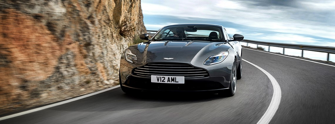 The luxury car manufacturer is recalling all 3,873 of its DB11 sports cars ©Aston Martin