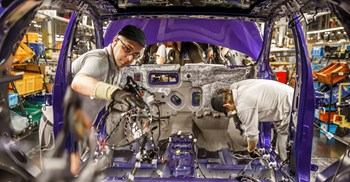 Nissan decided to stay in Sunderland despite Brexit uncertainty after the UK gave it assurances © Nissan