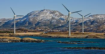 Norway is rich in renewable power, but needs to move away from oil exports ©Getty Images