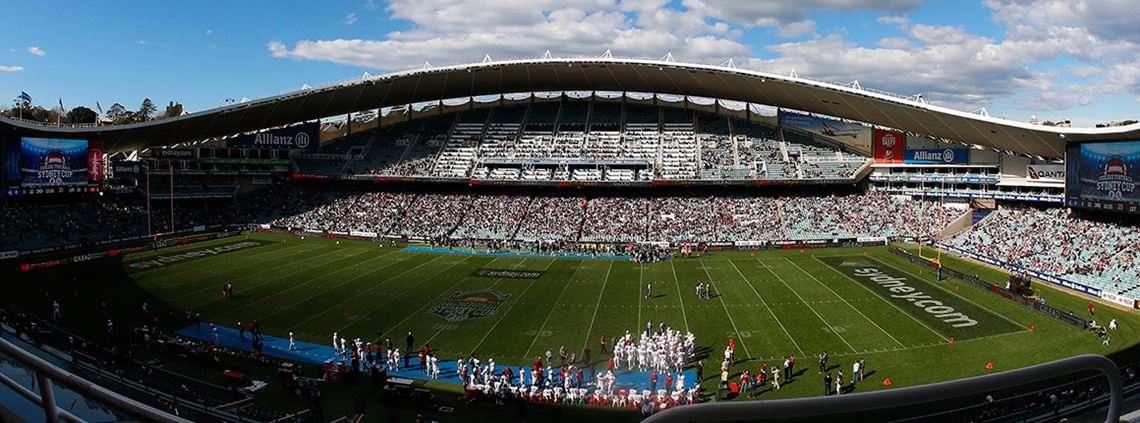 "Plans to rebuild Allianz Stadium at Moore Park for $705m have been criticised as ""out of touch"" © PA Images"