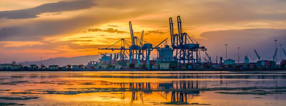 Doraleh Container Terminal is an extension of the Port of Djibouti ©123RF