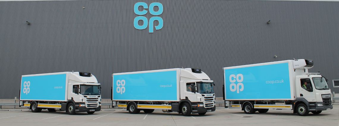 The Co-op has written to 1,500 suppliers asking about delisting decisions © Co-operative Group Limited