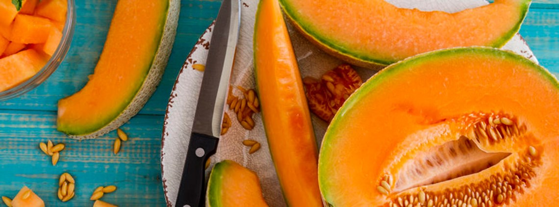 The AMA has tried to reassure the public that the melons are safe to eat © 123RF
